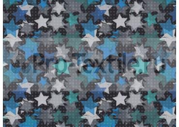 1711-139-Дюспа-Принт-Звезды-0181-голубой