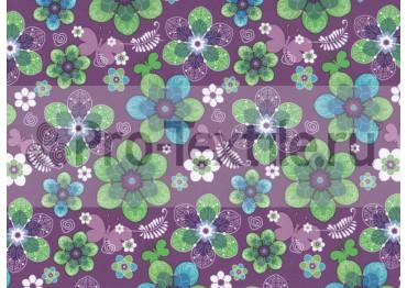 1711-138-Дюспа-Принт-Цветы-0179-виолет
