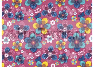 1711-138-Дюспа-Принт-Цветы-0179-розовый