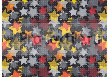 1711-139-Дюспа-Принт-Звезды-0181-красный