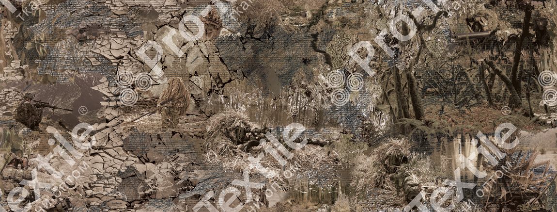 Название Дизайна ткани: PR122-3