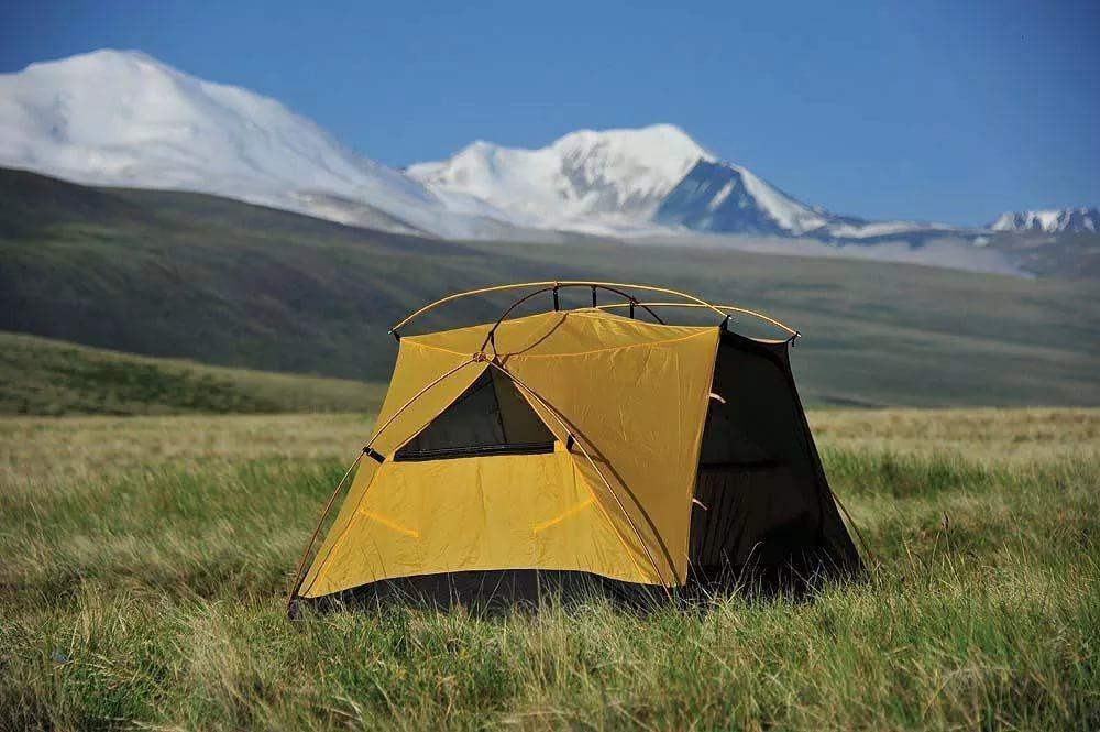 палатка и тент из ткани таффета